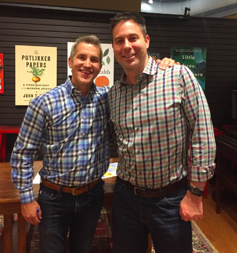 Photo with Jon Acuff
